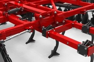subsoiler stubble cultivator Two-level chassis machinery