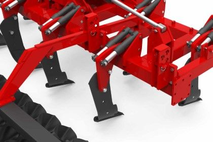 Subsoiler Hydraulic security agricultural machinery