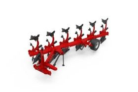 Prima 70 Reversible mounted plough from 4 to 7 furrows Gregoire Besson