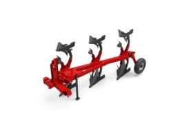Prima 40 Reversible mounted plough from 3 to 4 furrows Gregoire Besson