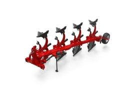 Prima 50 Reversible mounted plough from 2 to 5 furrows Gregoire Besson