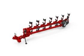 Voyager S60 Semi-mounted plough from 5 to 8 furrows Gregoire Besson