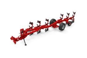 Voyager C60 Semi-mounted plough from 6 to 10 furrows Gregoire Besson